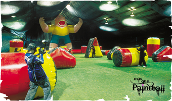paintball indoor en madrid