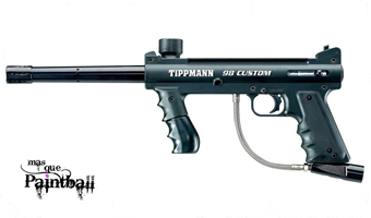 marcadora tippman-98 de paintball en madrid